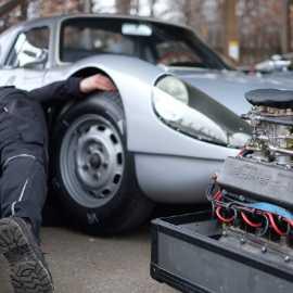 car repair car engine